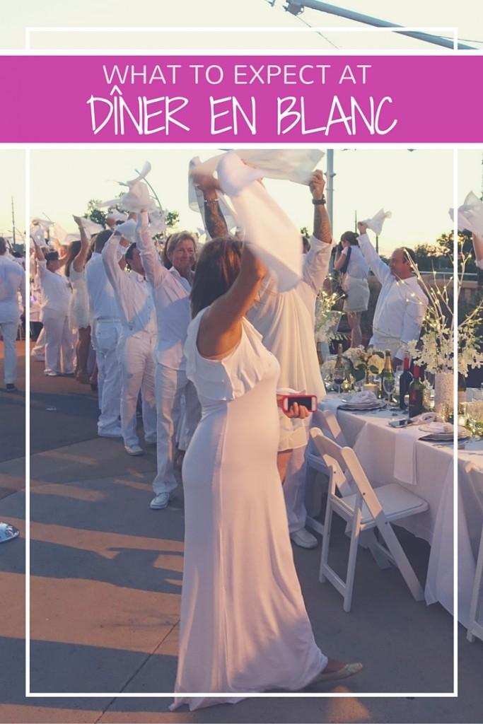 10 Things to Expect at Diner En Blanc | www.thegingermarieblog.com