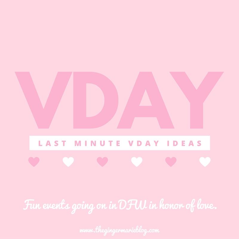 Last Minute Valentine's Day Ideas (GIVEAWAY) | www.thegingermarieblog.com