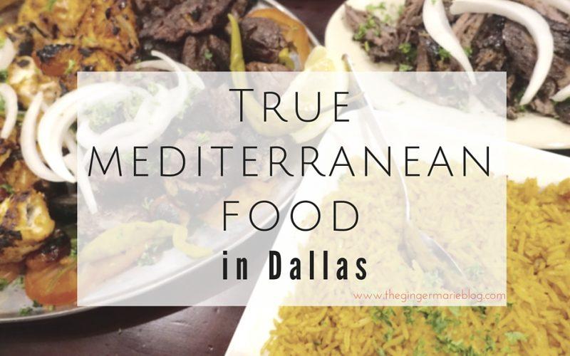 True Mediterranean Food in Dallas
