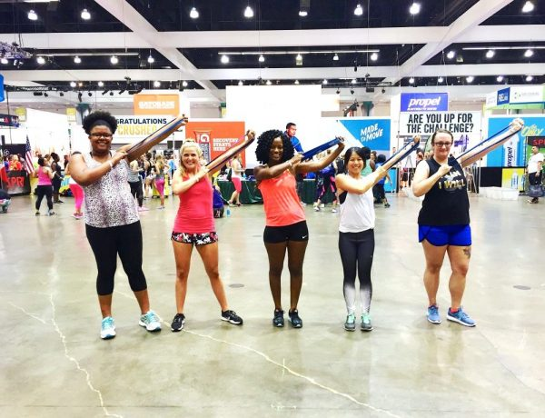 My First Fitness Blogging Conference In LA