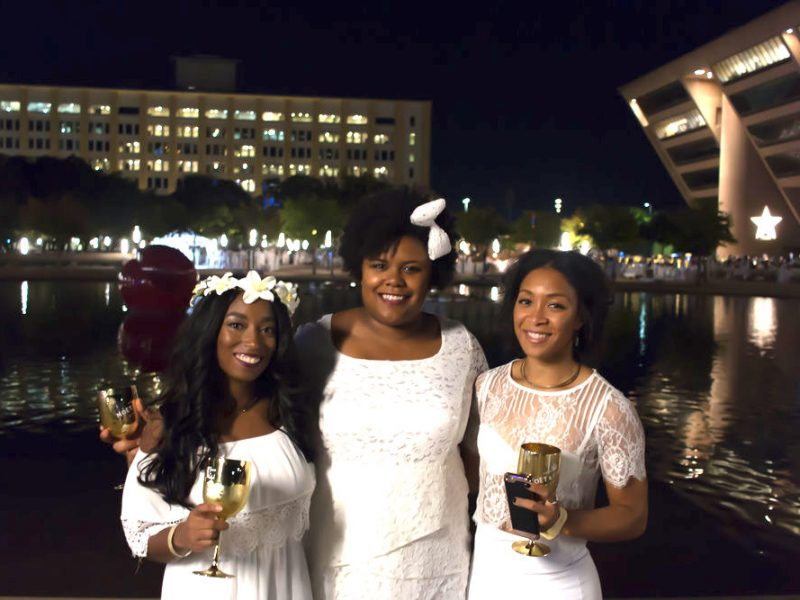 What I Did Differently At My Second Diner en Blanc - Dallas | www.thegingermarieblog.com