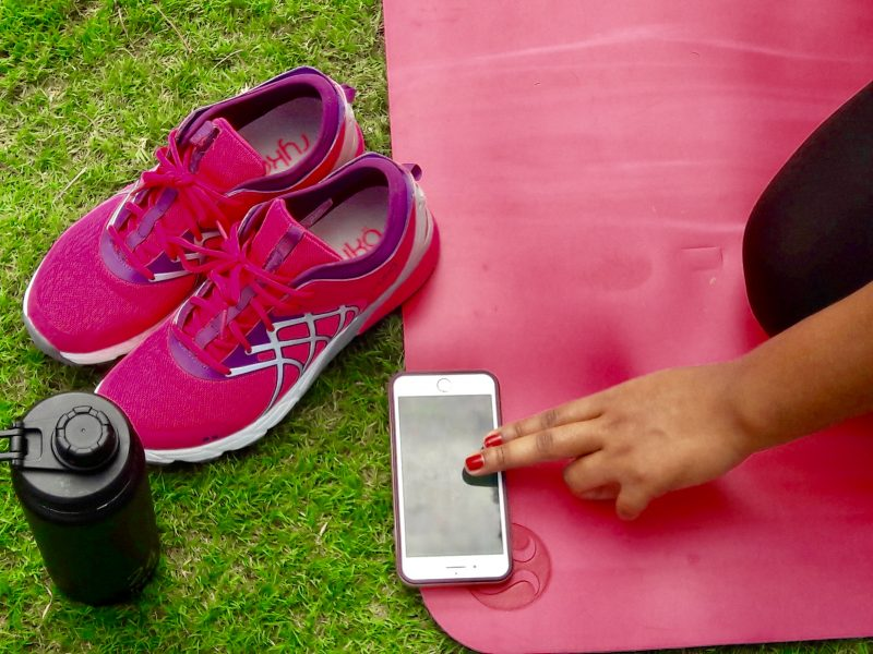 The Best Free Apps To Help You Lose Weight | www.thegingermarieblog.com