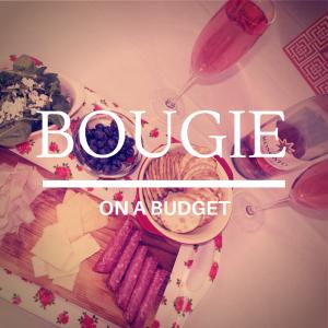 Bougie On A Budget | www.thegingermarieblog.com