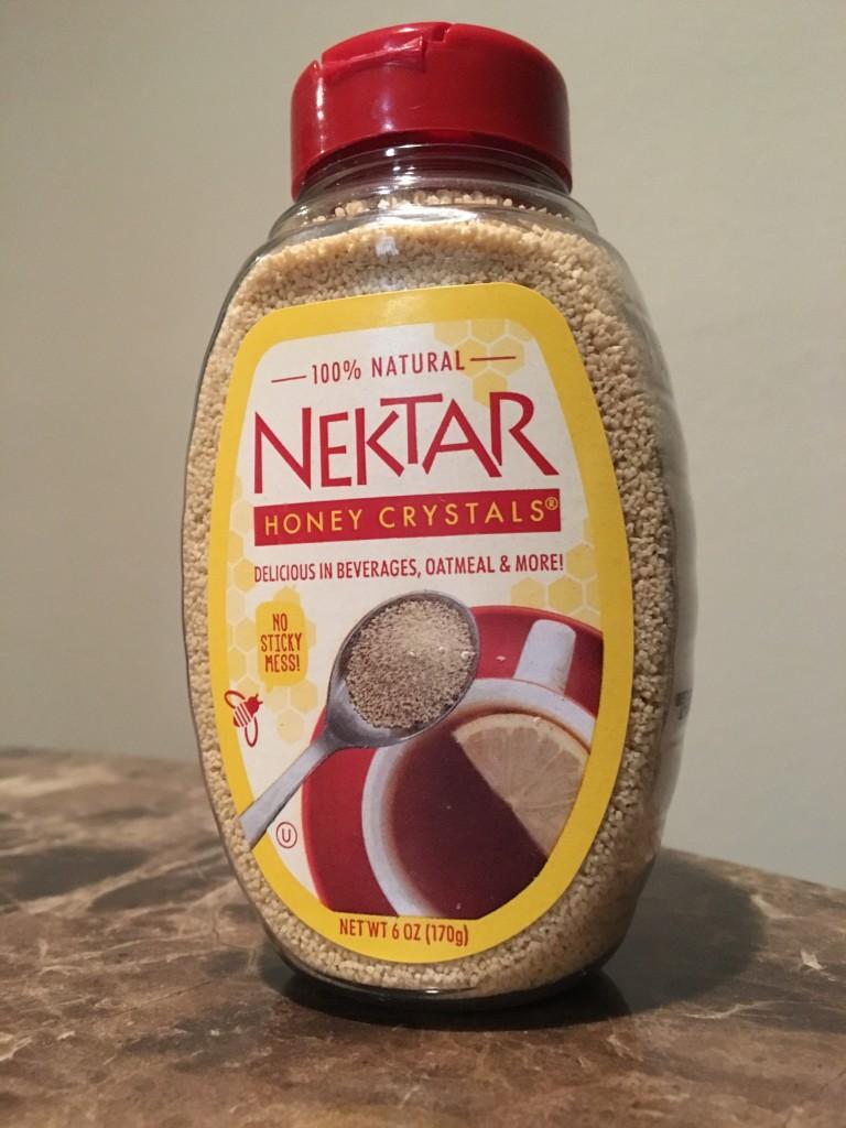 Nektar Honey Crystals Review   www.thegingermarieblog.com