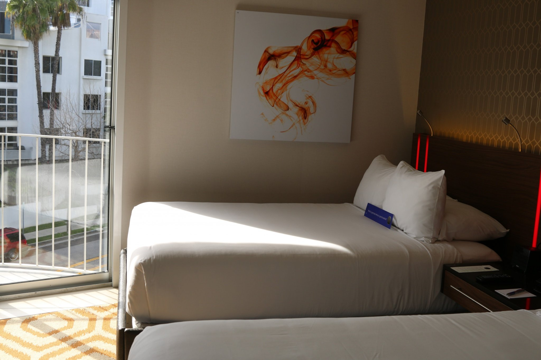 Where To Stay Near UCLA: Hotel Angeleno - Ginger Marie