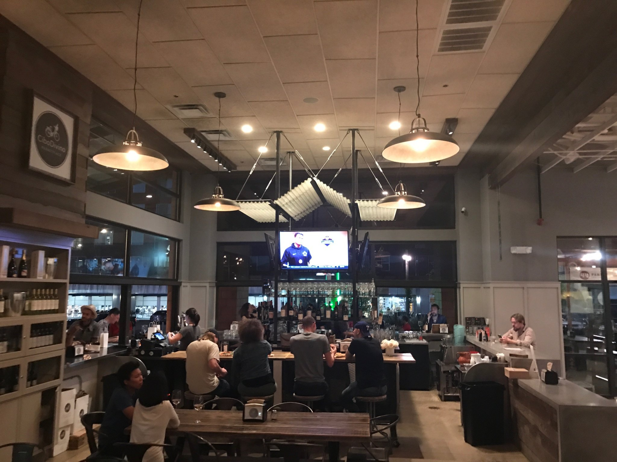 Dallas food blogger reviews CiboDivino