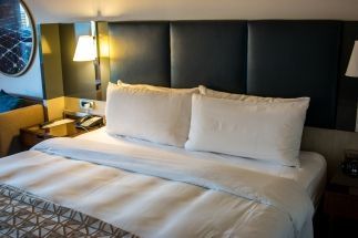 Edited Hotel Bed